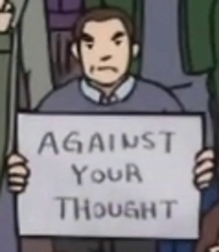 AgainstYourThought