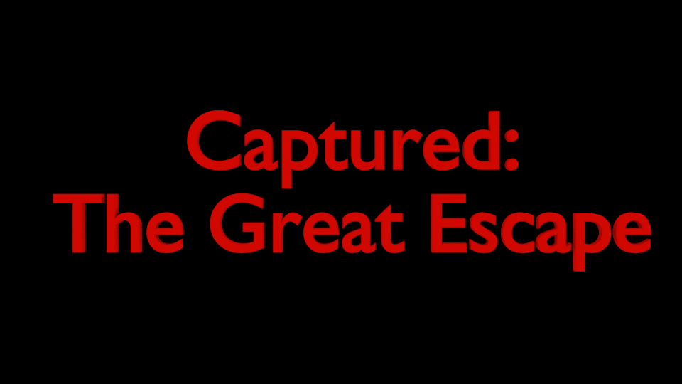 Captured Logo