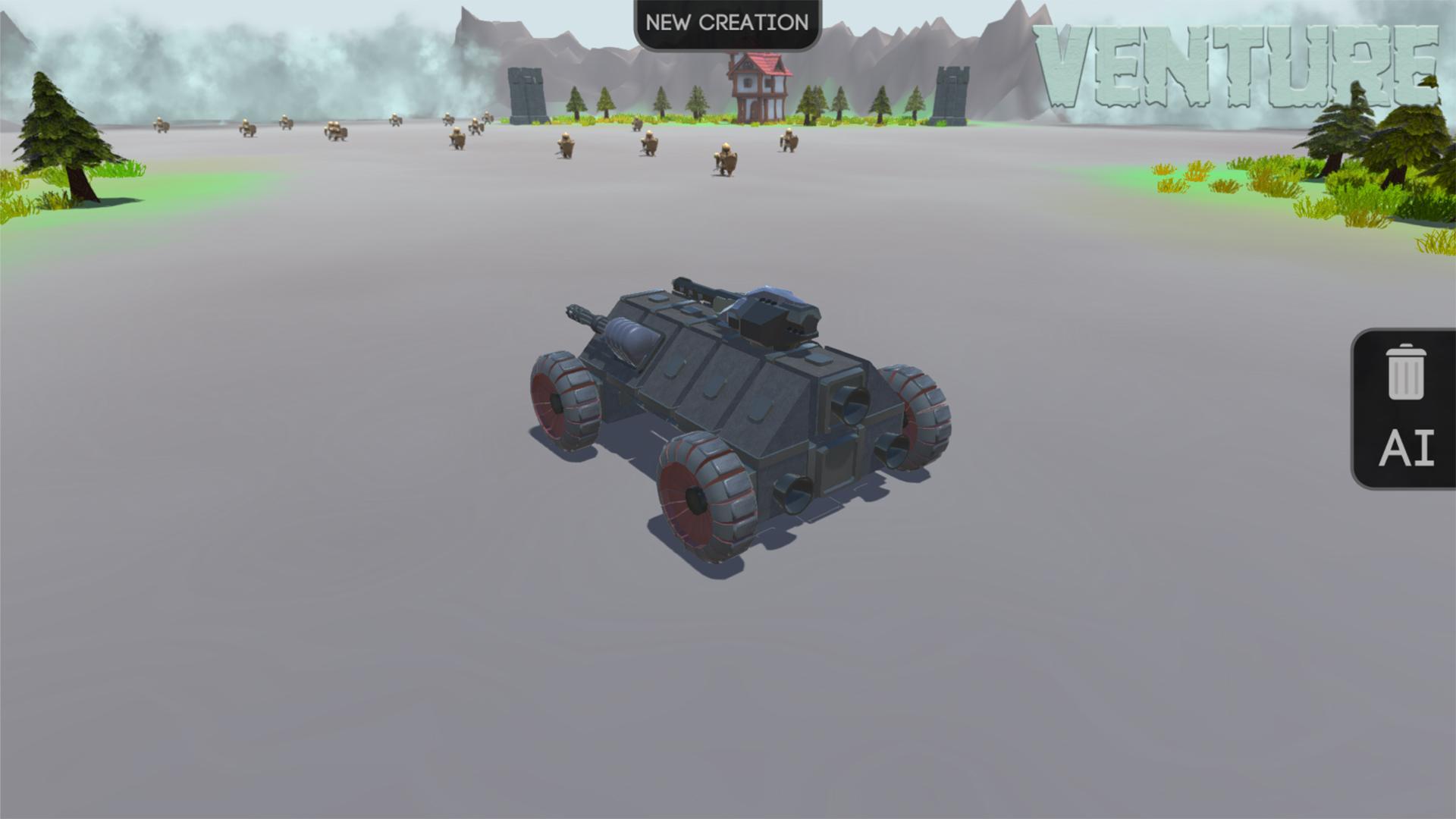 Tank Screen 2