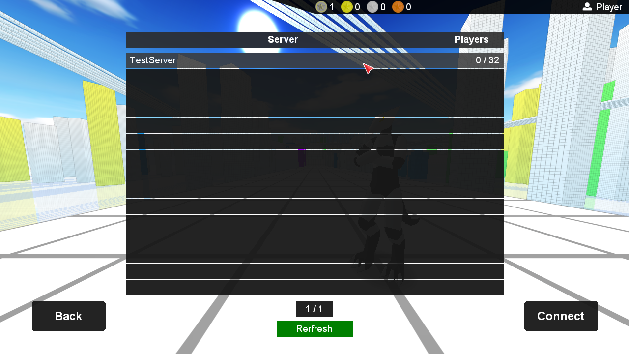 Multiplayer Serverbrowser, Quality of life improvements