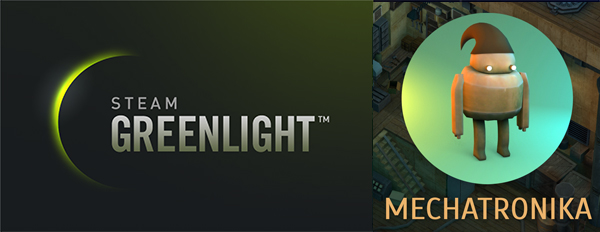 Mechatronika in Greenlight!