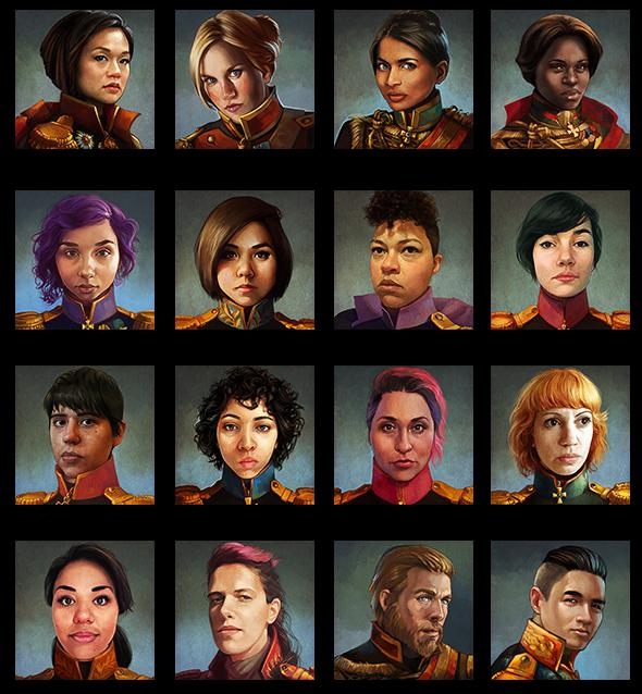 Portraits Snapshot