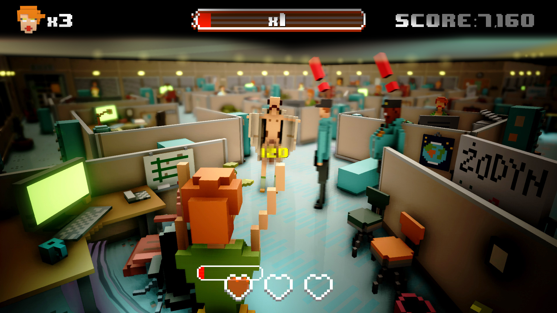 Intensive Exposure Gameplay Screenshot