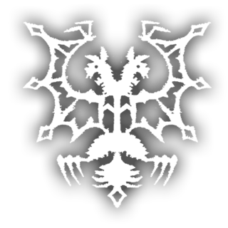 symbol black glow