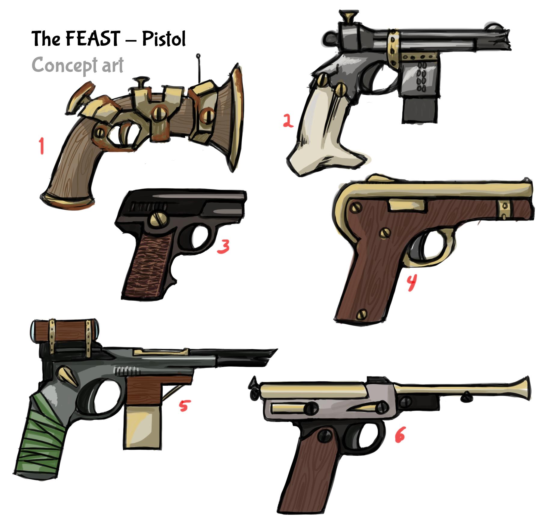 FEAST pistol2