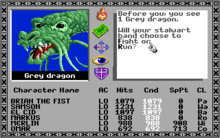 Bards Tale for Apple IIGS