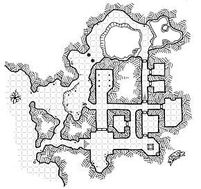 Warrek's Next Square Grid Map
