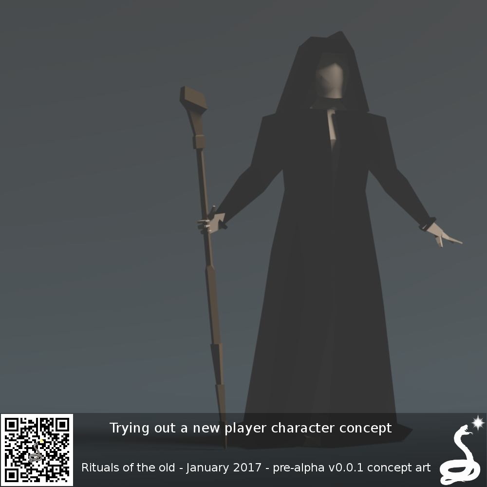 player character v2 in robes
