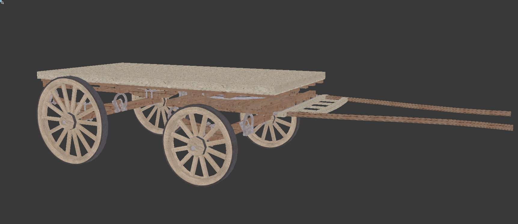 wagon undercarriage