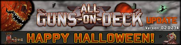 update banner halloween