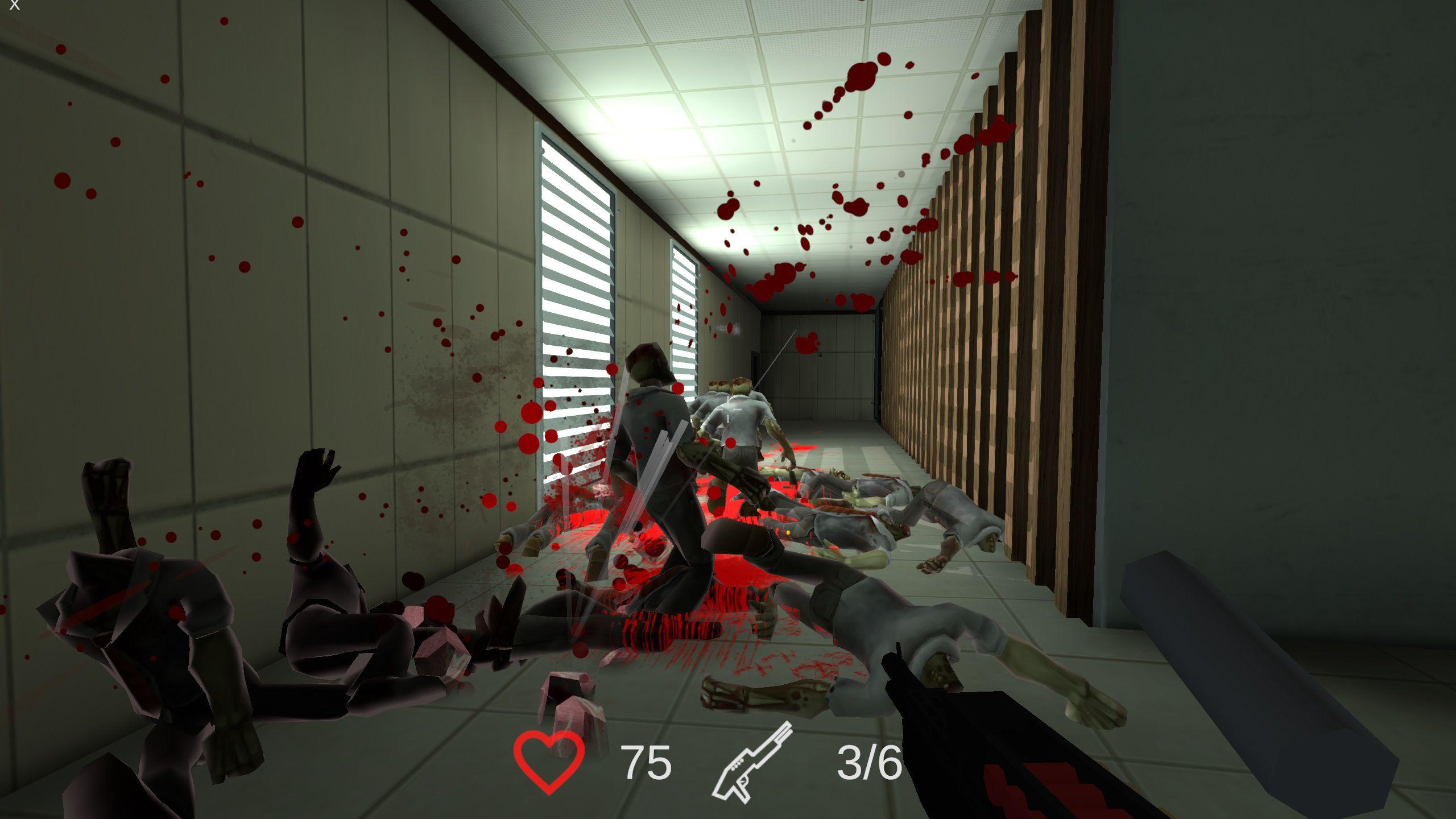 Zombies must die screenshot