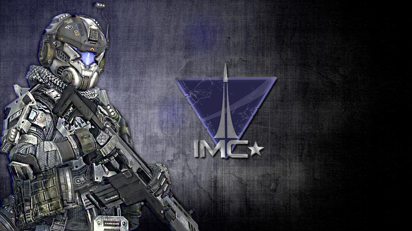 Report RSS Titanfall IMC Pilot Wallpaper (view original)