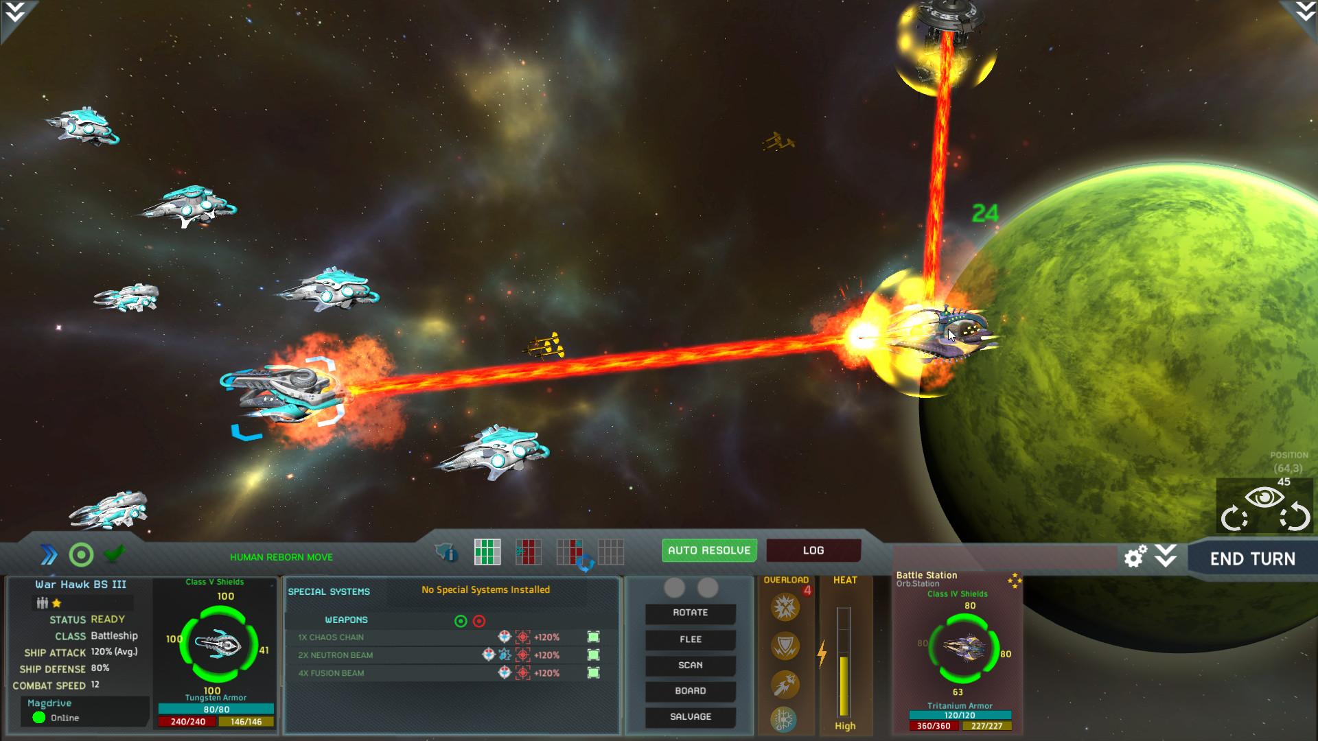 ISG 1 1 unstable screenshot