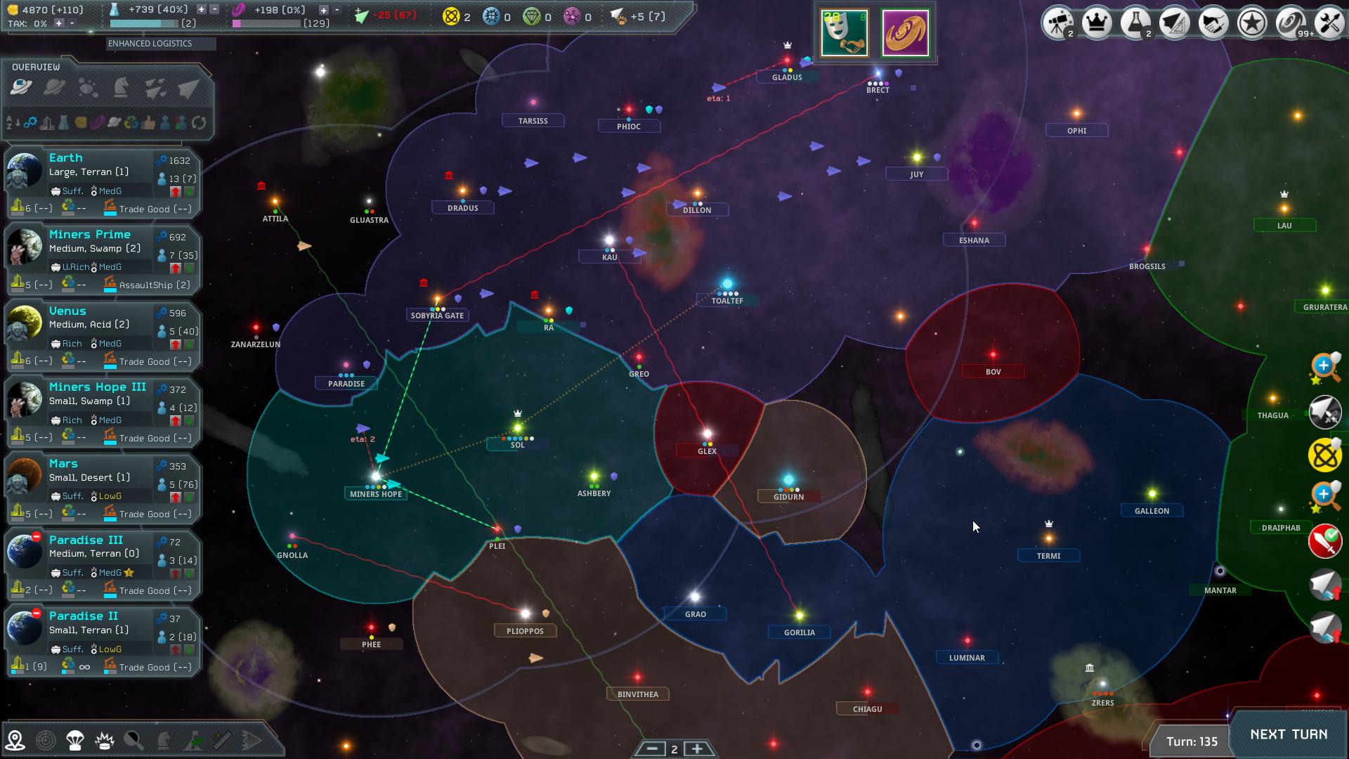 ISG Starmap