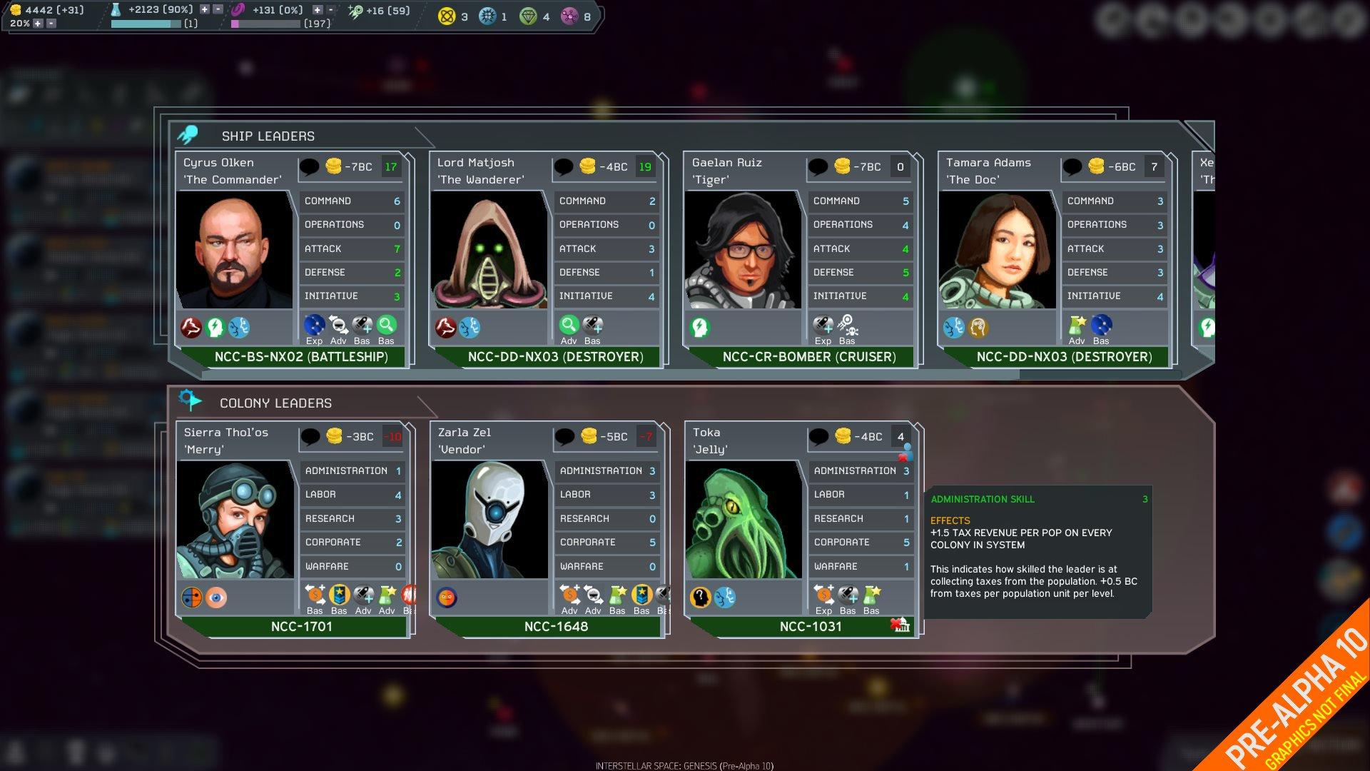 ISG screenshot PA10 1