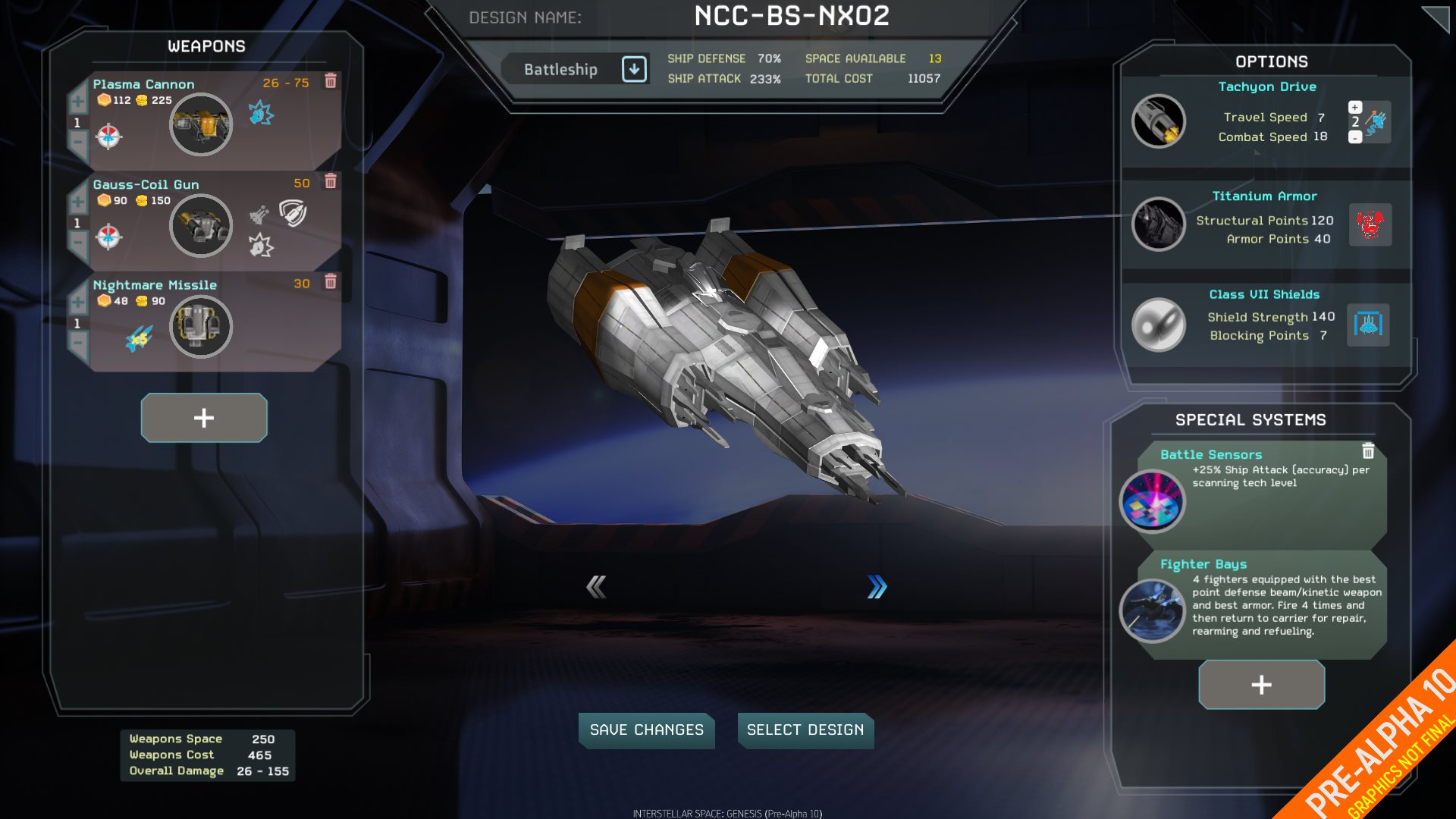 ISG screenshot PA10 3