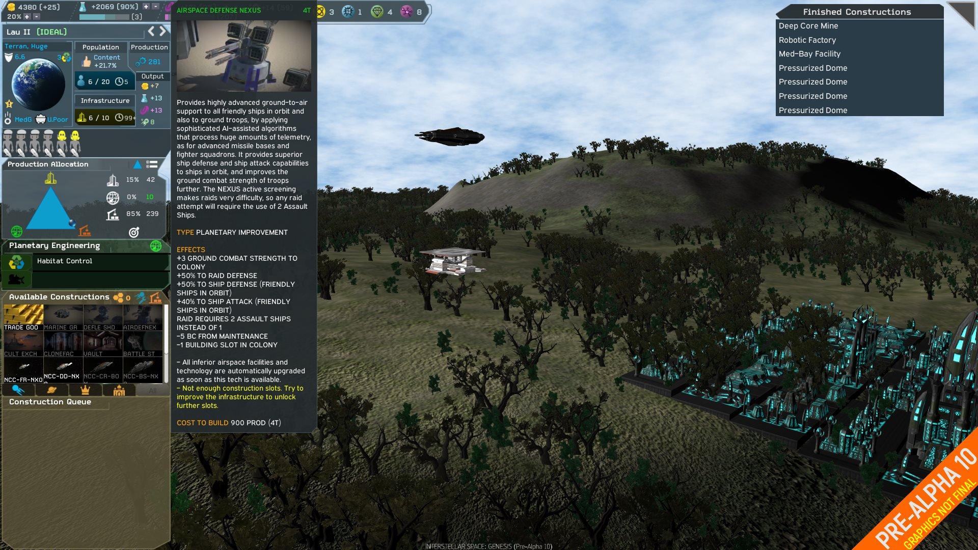 ISG screenshot PA10 4