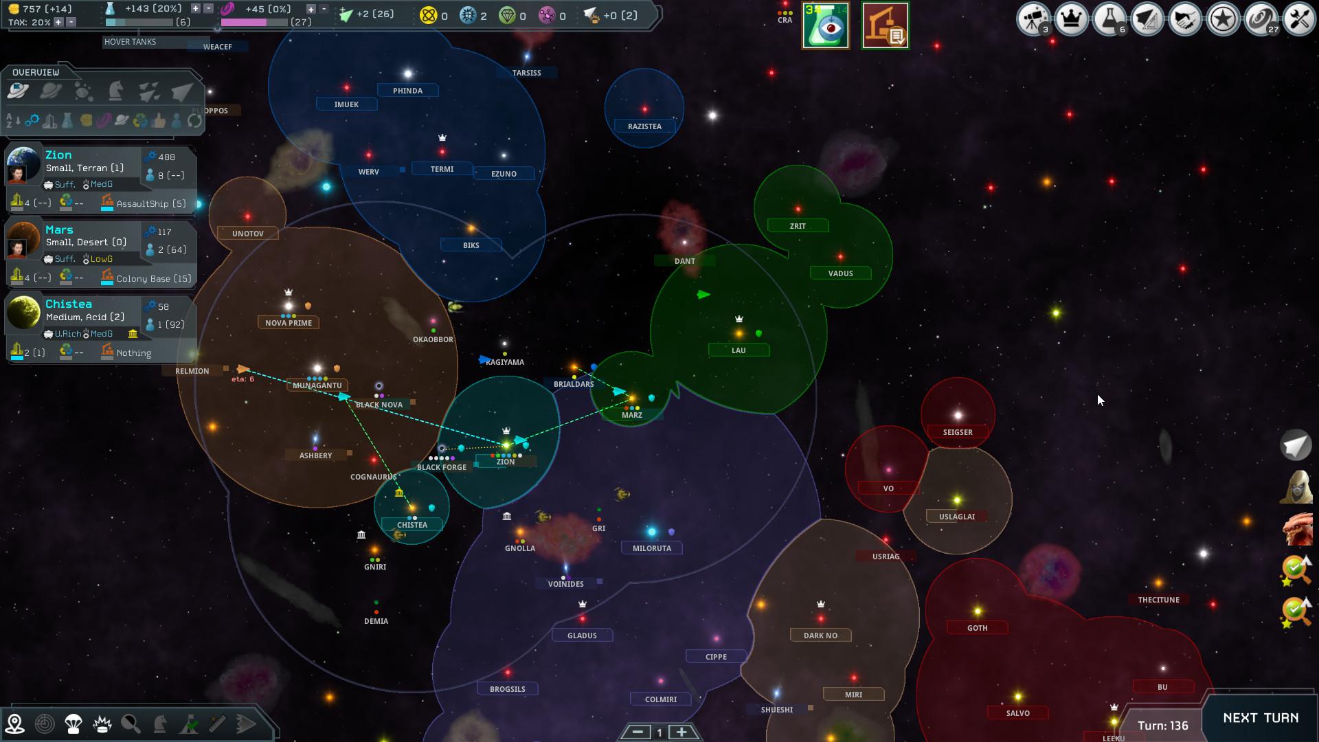 InterstellarSpaceGenesis GalaxyM