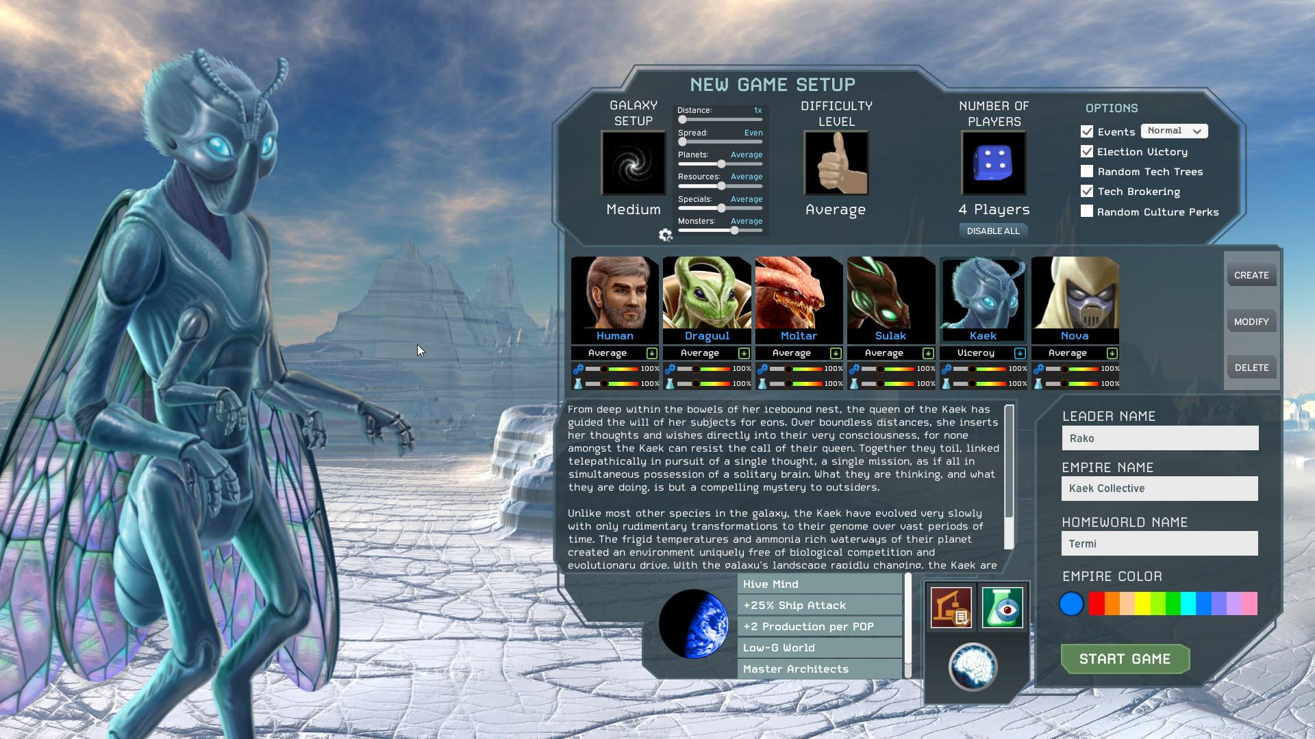 InterstellarSpaceGenesis NewGame