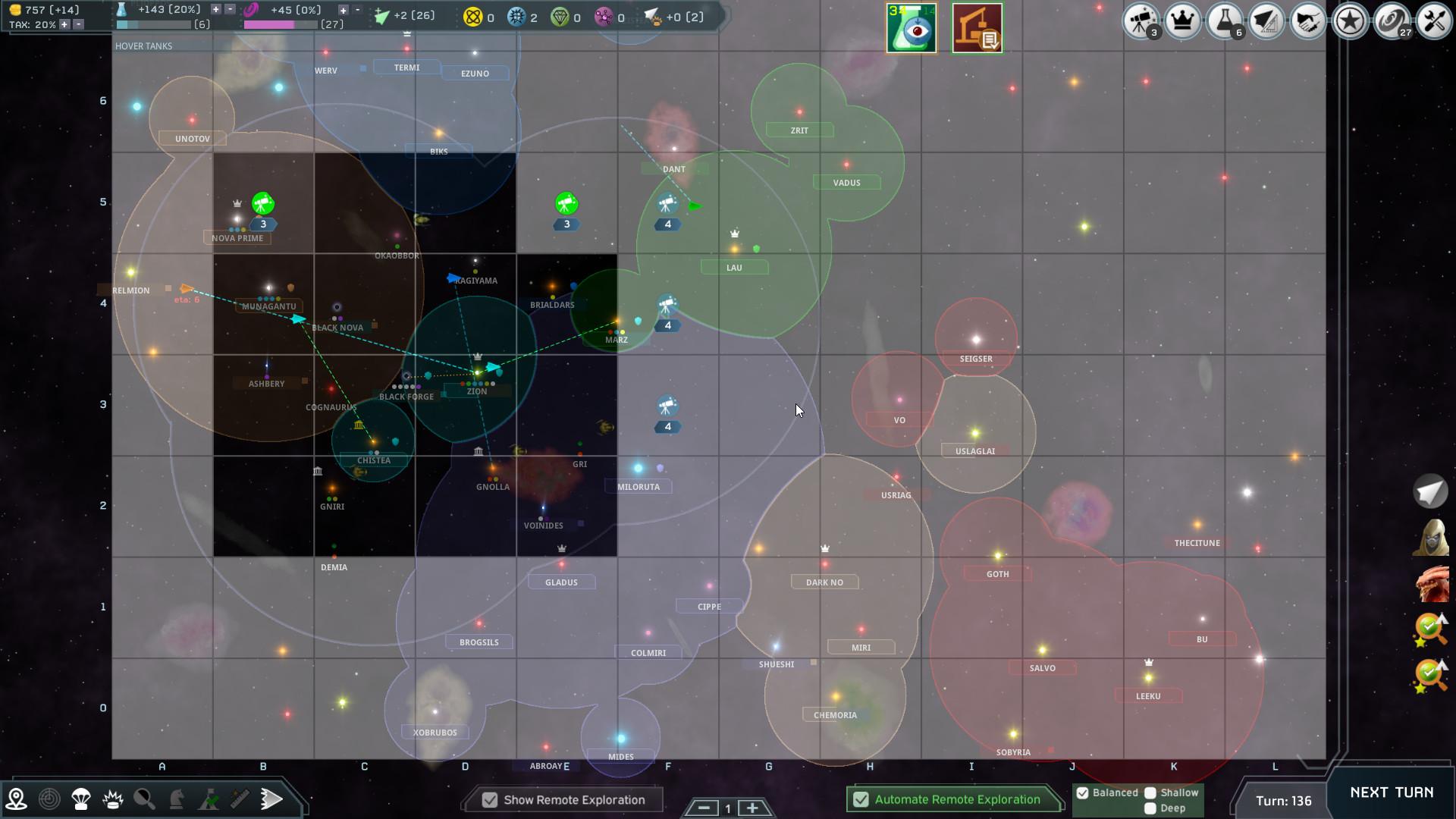 InterstellarSpaceGenesis RemoteE