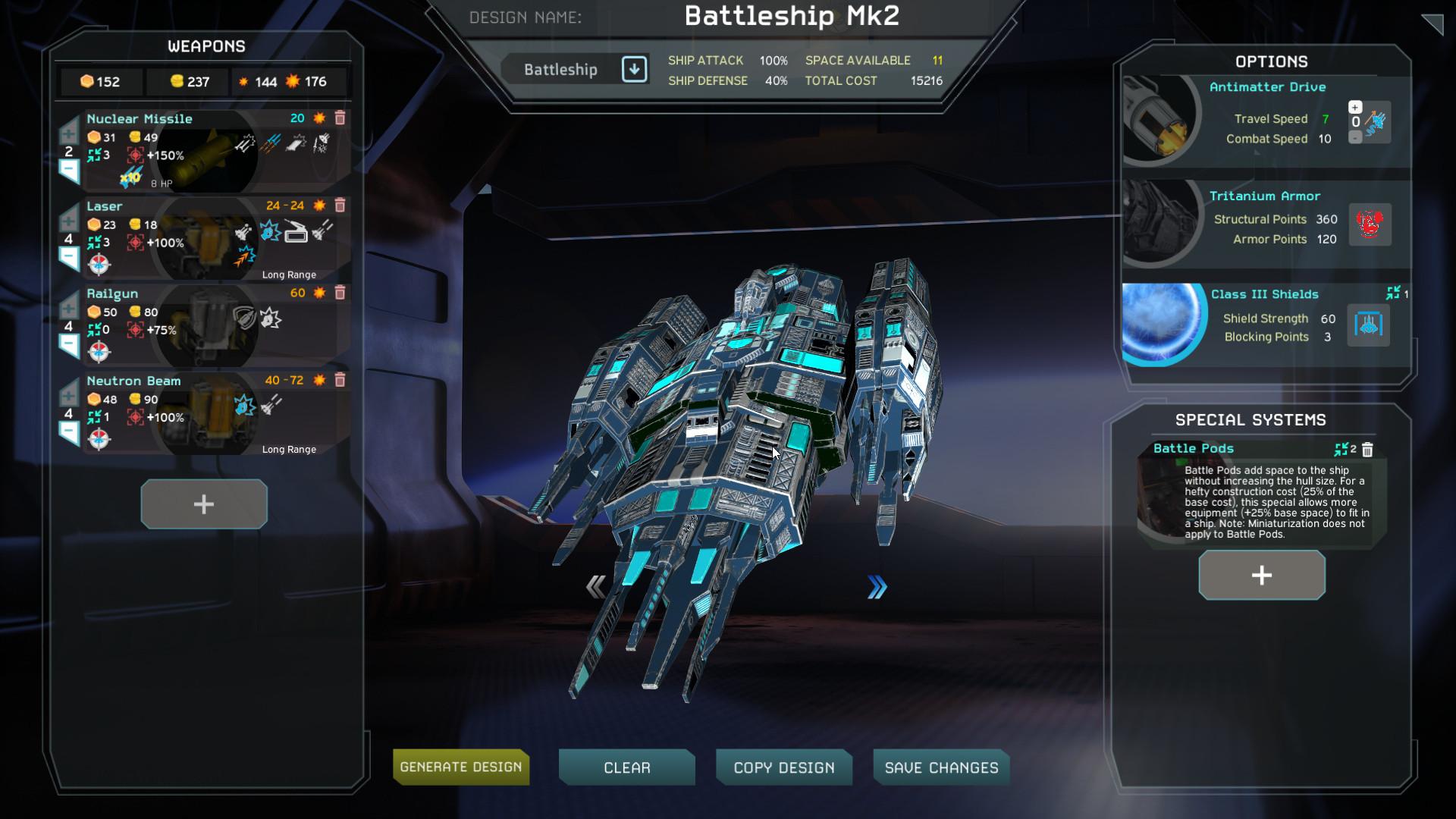 InterstellarSpaceGenesis ShipDes