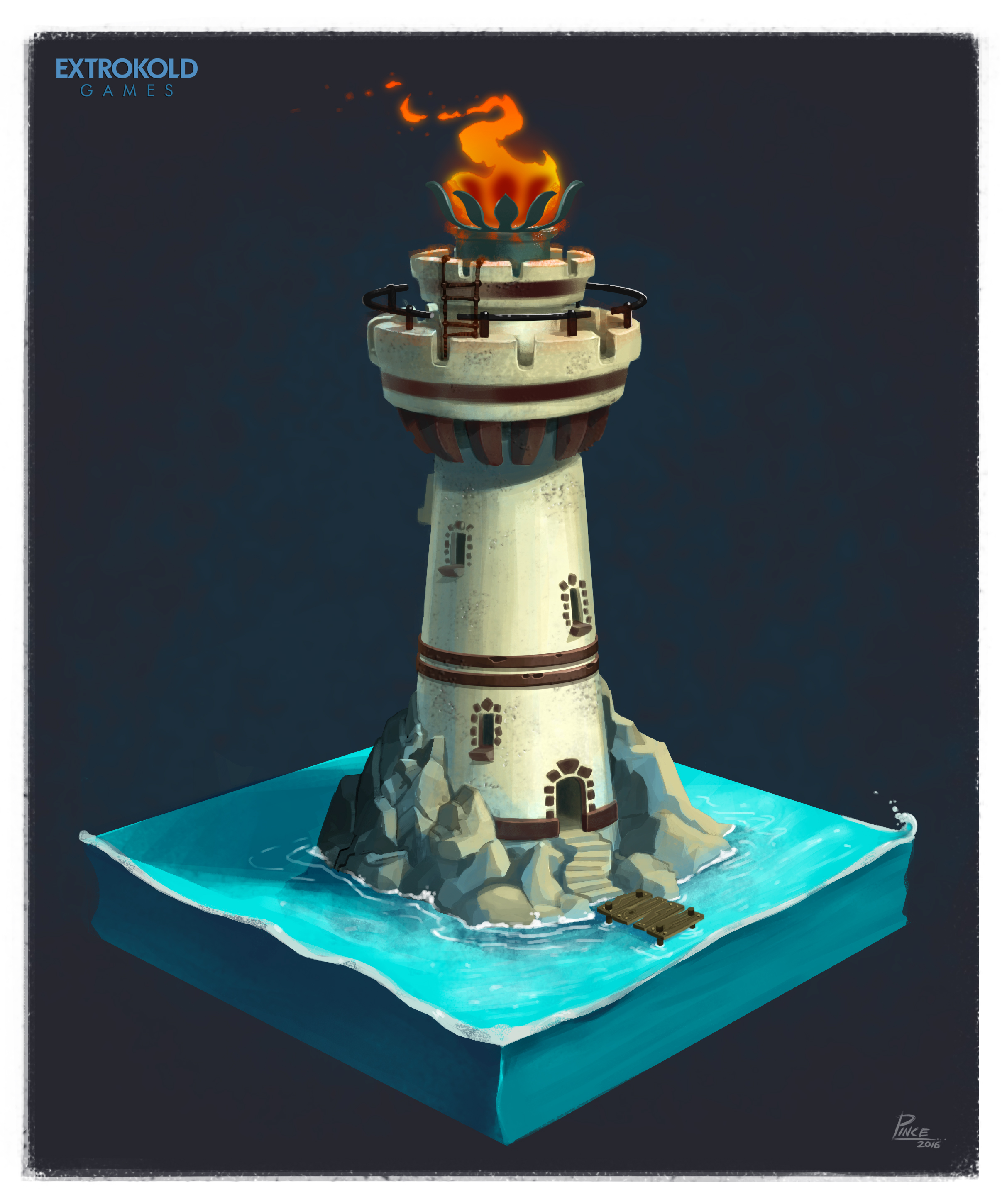 Lighthouse Color