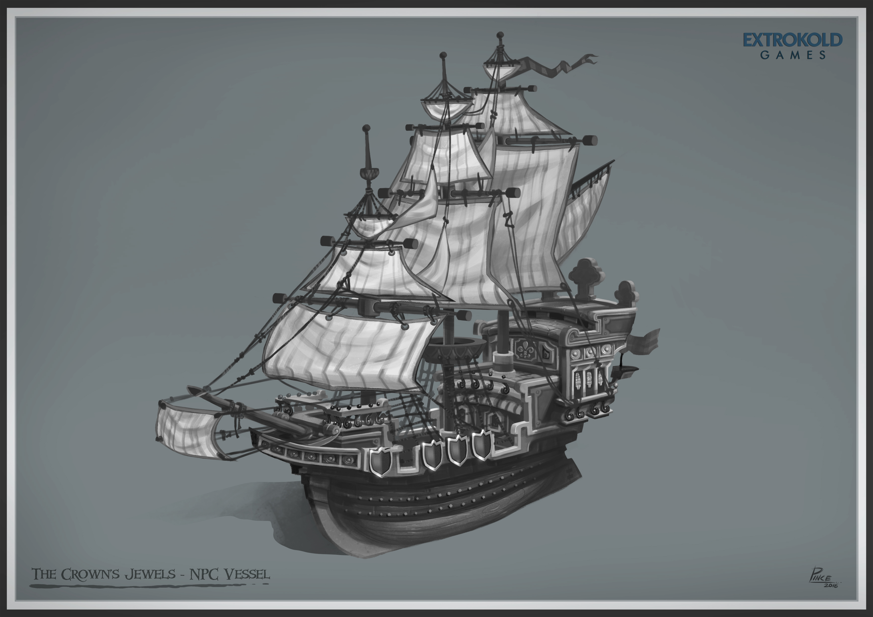 NPC Ship