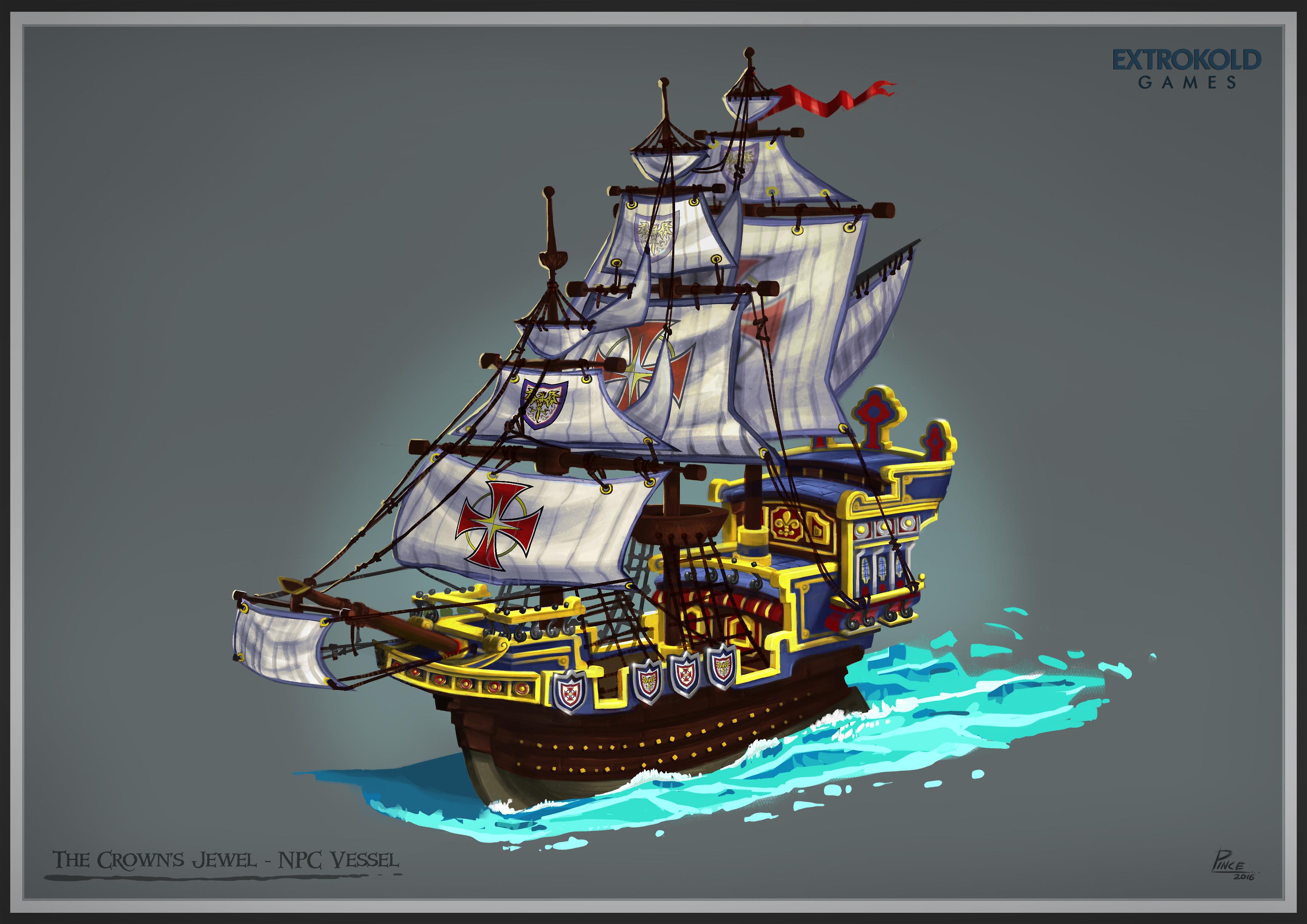 NPC Ship Color3