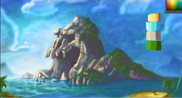Skullisland WIP2