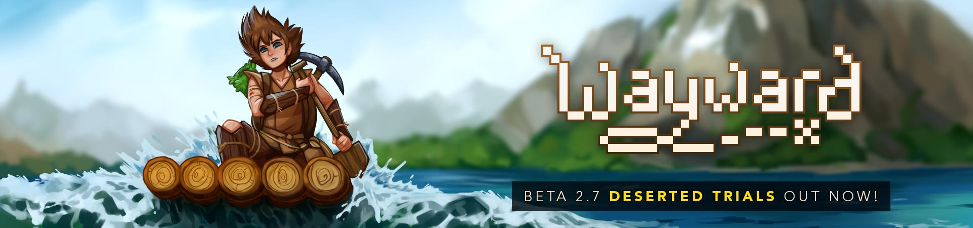 Beta 2.7 Banner