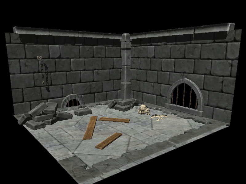 Dungeon Furnishings 800