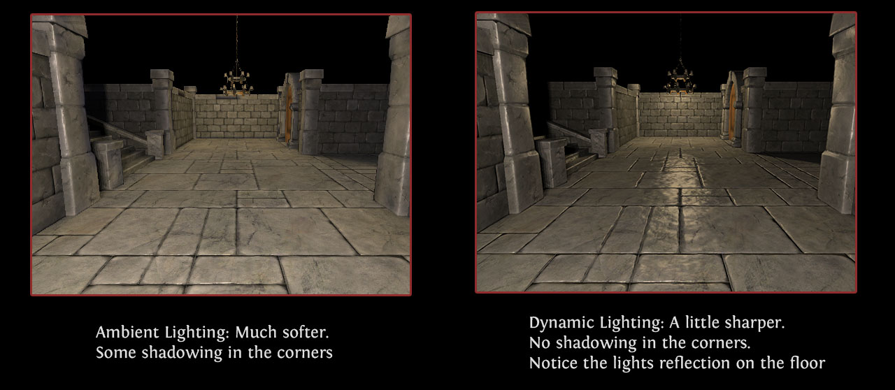 Lighting Comparison 1