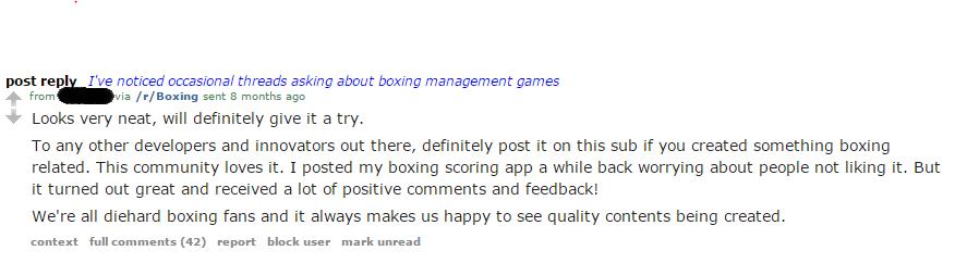 RedditComment