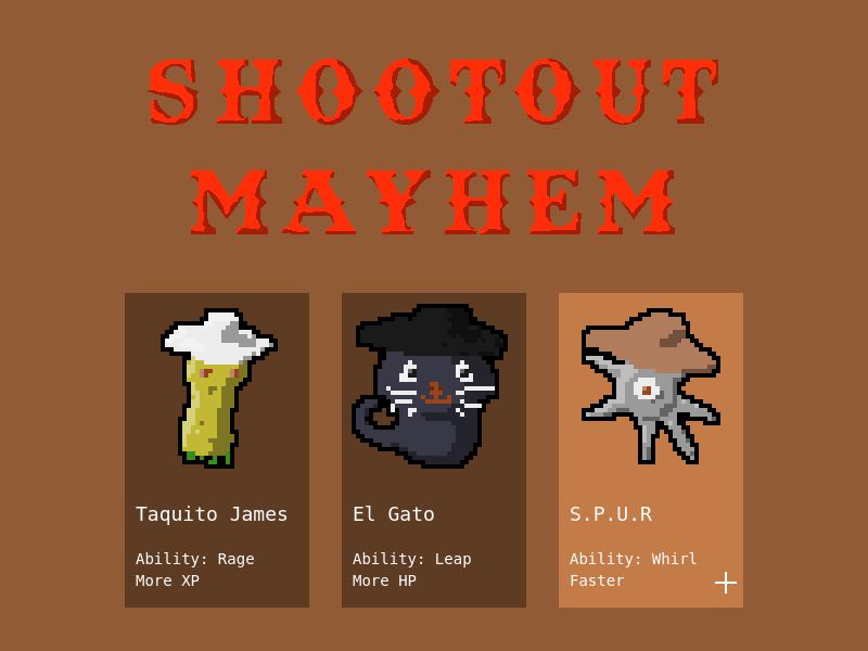 shootout mayhem 1