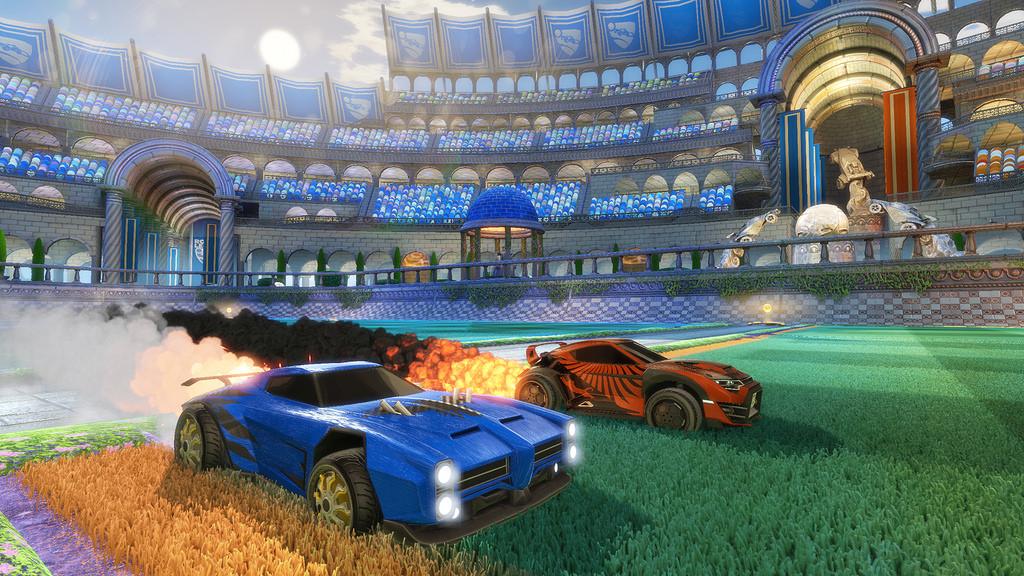 Rocket League Supersonic Fury DL