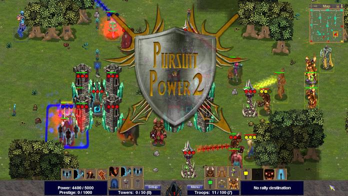 Pursuit of Power 2