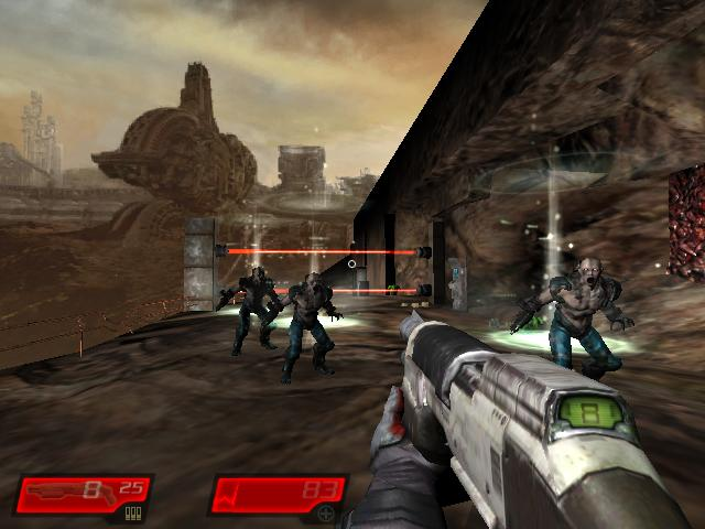 Quake 4: A Strogg's Revenge Mission Pack image