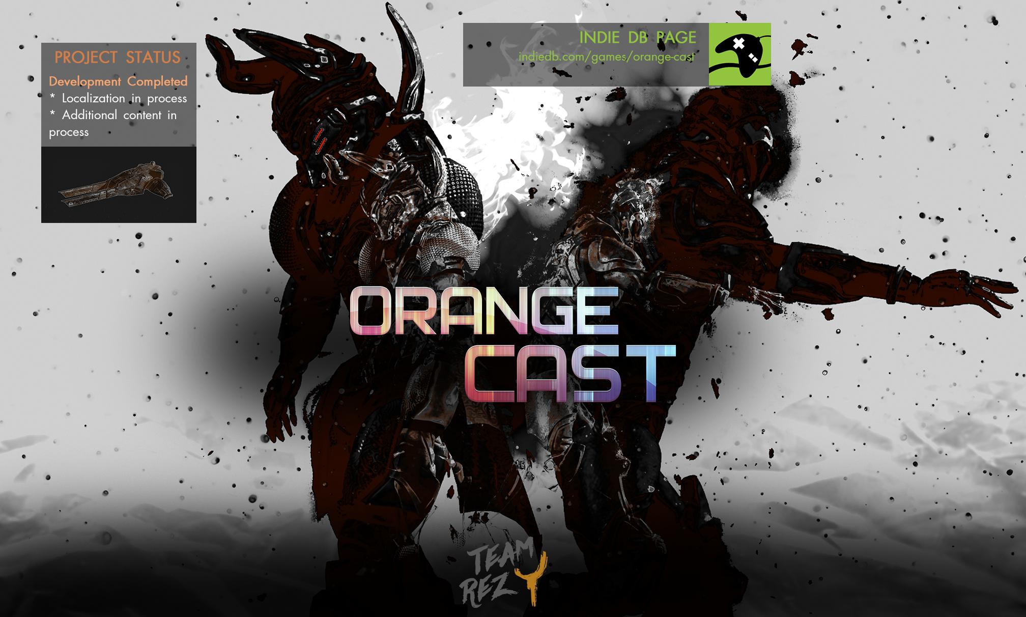 OrangeCASE23