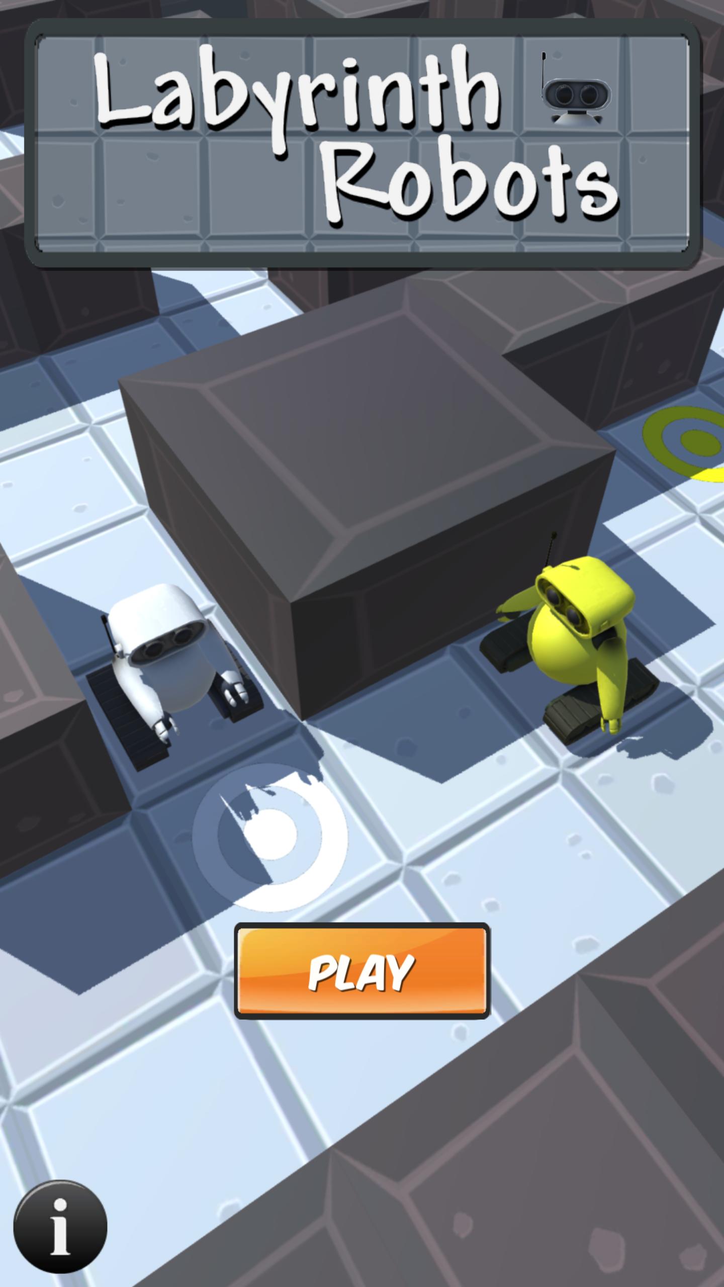 Labyrinth Robots v2