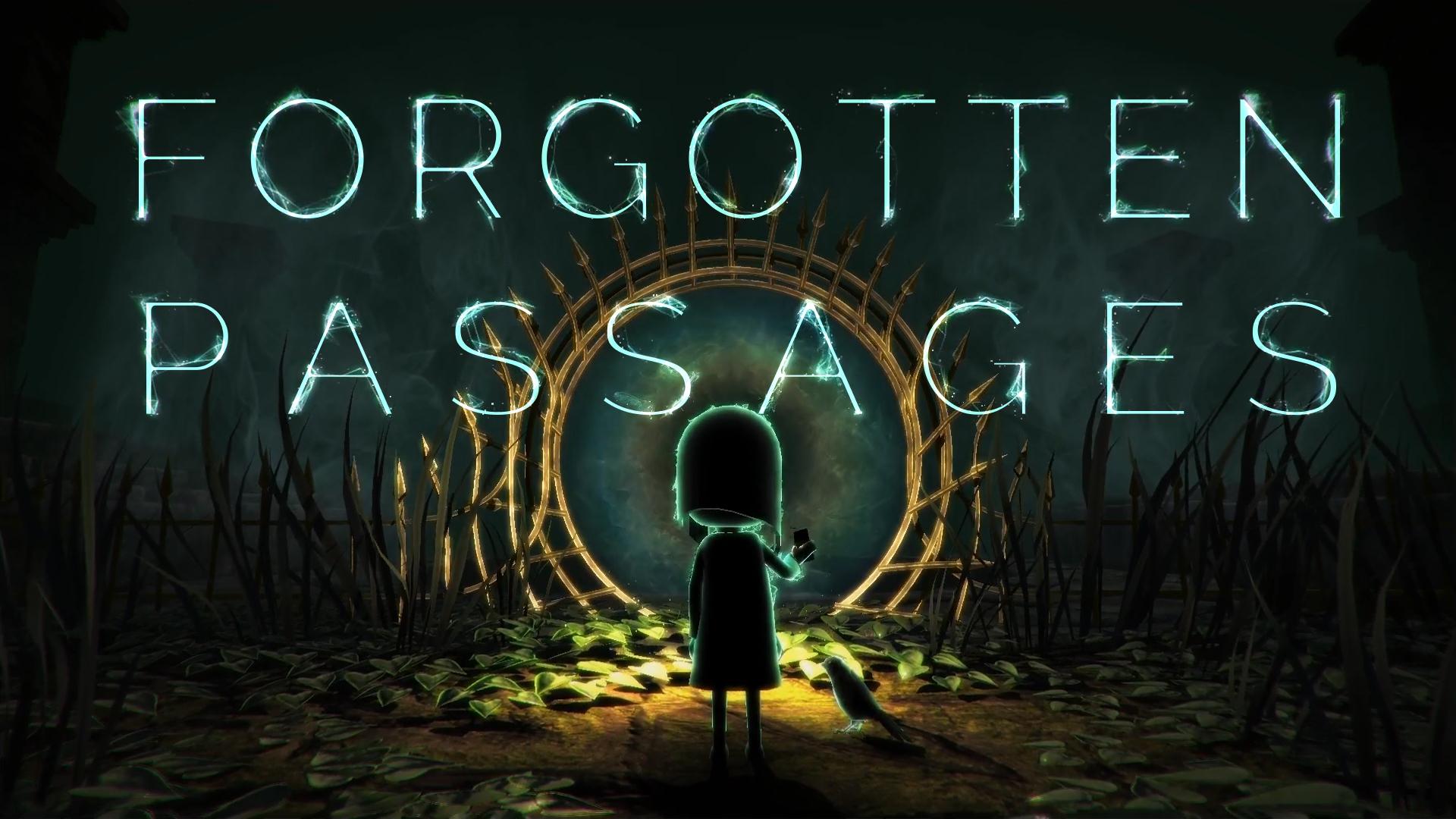 Forgotten Passages Logo
