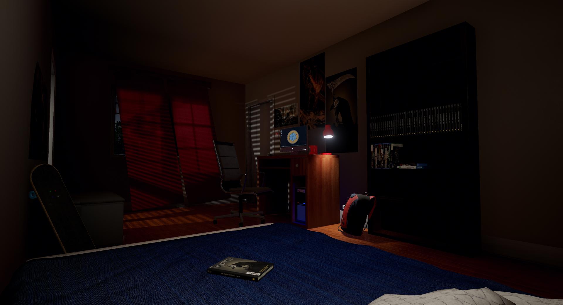 AloneTU Boy Room 3