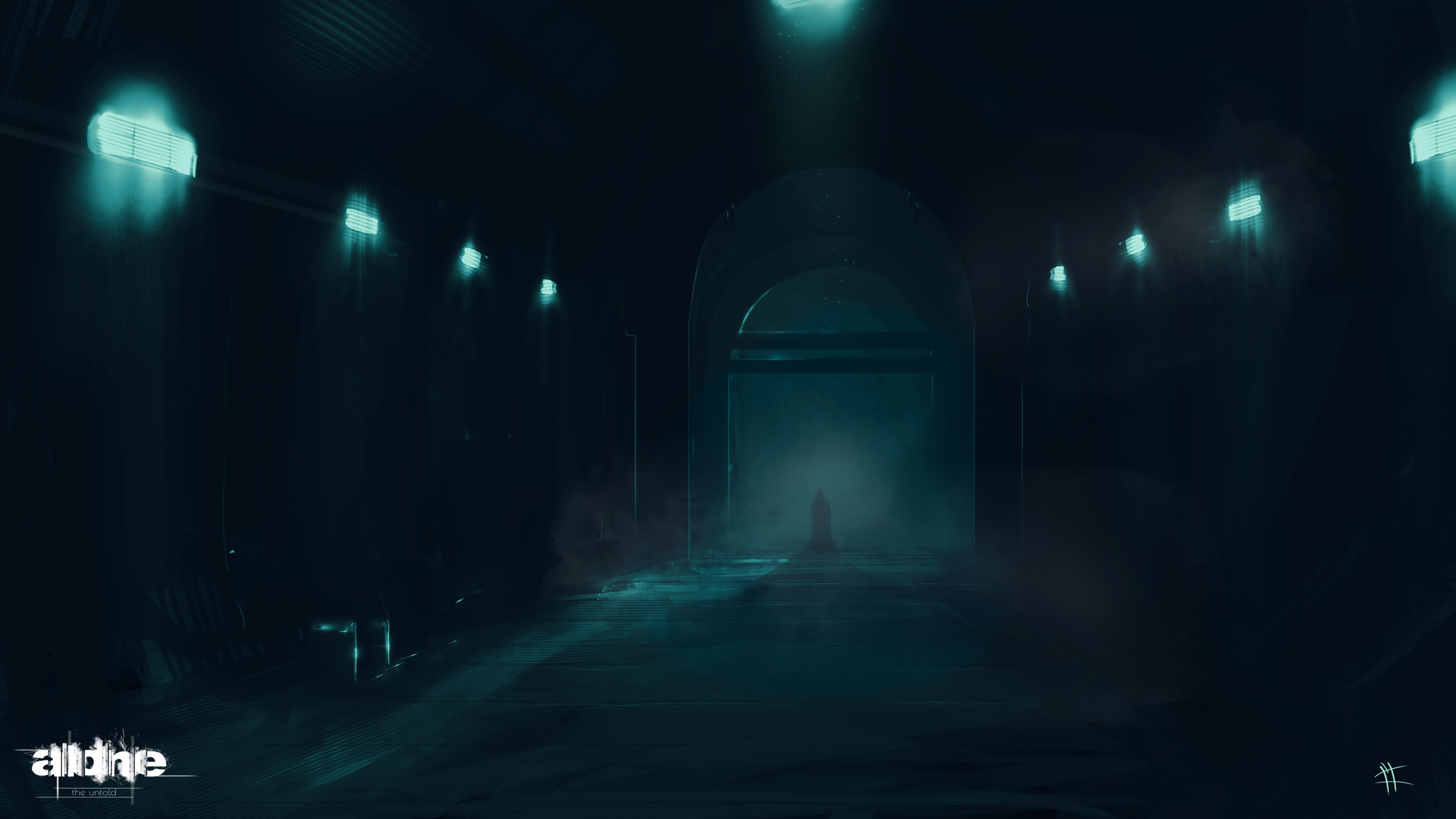 alone tunnels
