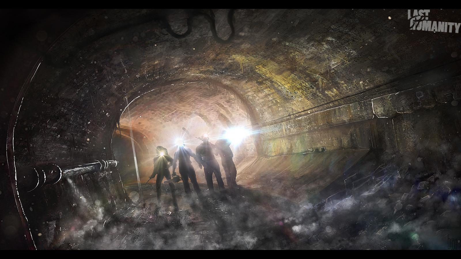sewers calm