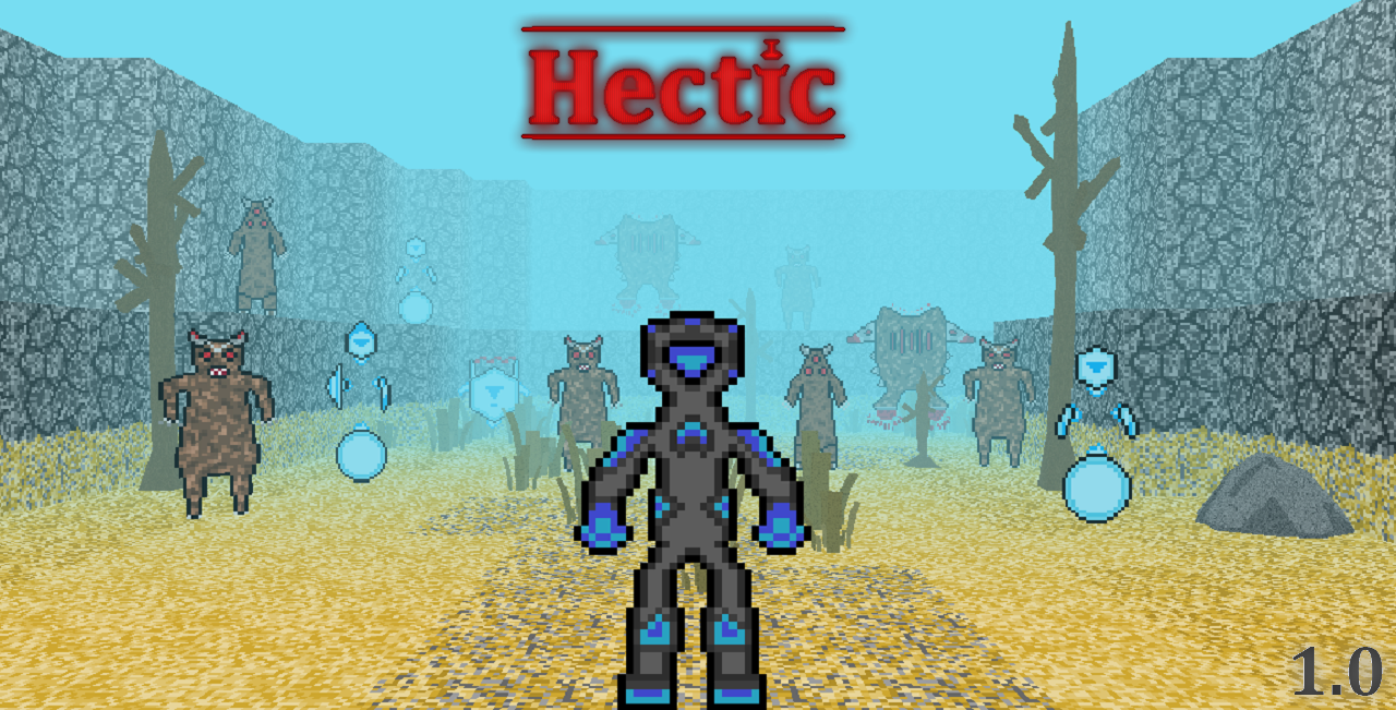 Hectic Wallpaper 1 0