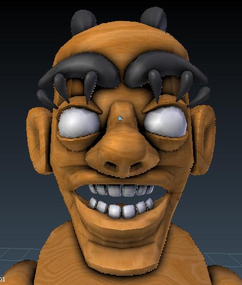 WoodMan FACE 2 1