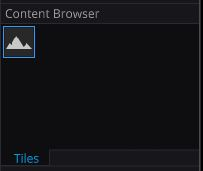Content Browser