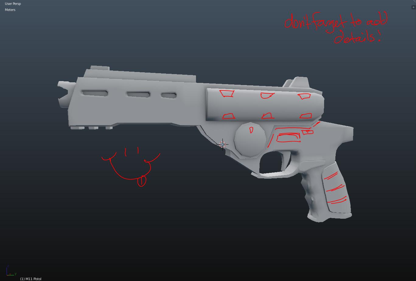 PistolWork