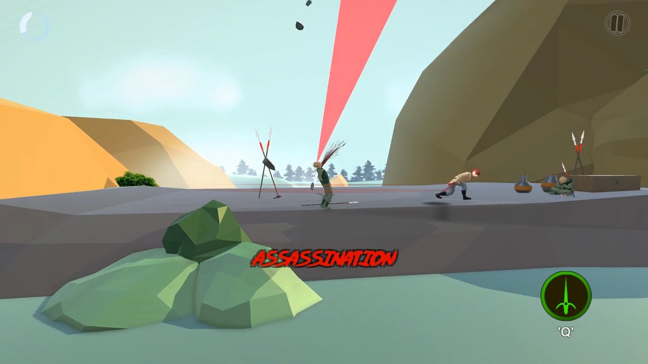 The Legendary Assassin KAL Windows game