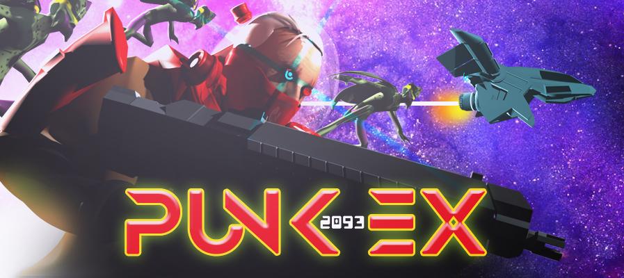 punkex new main design