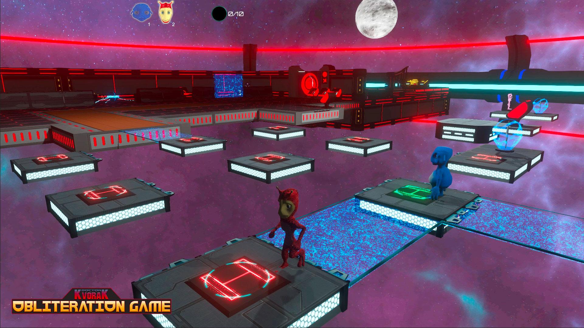 Obliteration Game Gameplay